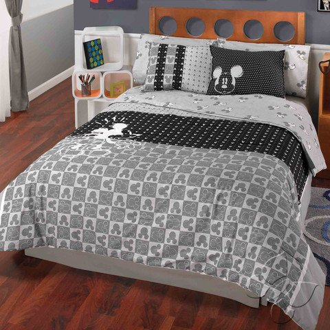 Mickey Mouse Comforter Twin front-512928