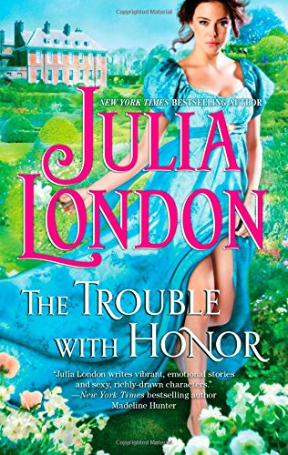 Image of The Trouble with Honor (The Cabot Sisters)