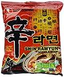 Nongshim Gourmet Spicy Shin Ramen Noo...