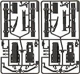 ビックトラックパーツ TROP.25 セミトレーラー カーボン強化ツヤ消しアクスル 56525