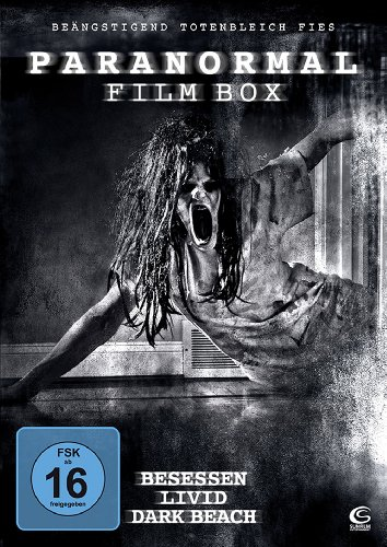 Paranormal Film Box  Boxset mit 3 HorrorHits: Besessen, Dark Beach, Livid (exklusiv bei Amazon.de) [3 DVDs] Picture