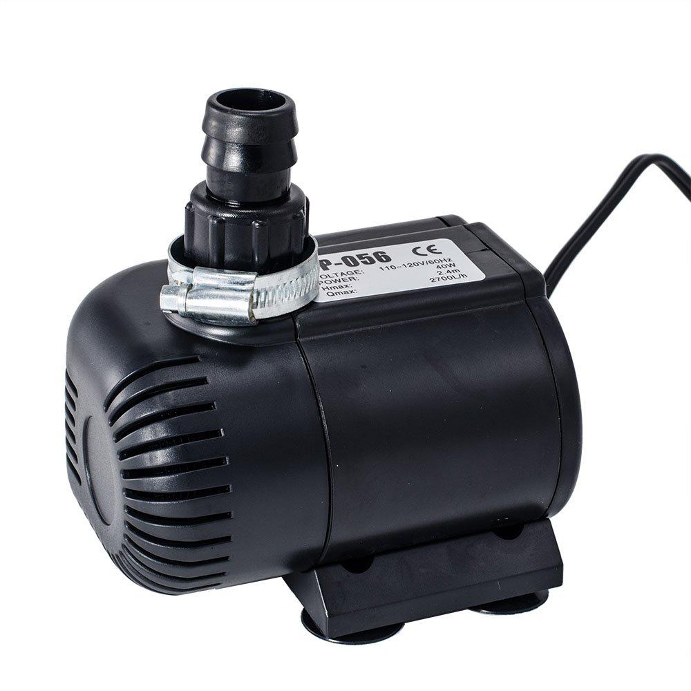 Sunsun submersible water pump aquarium fish tank for Hydroponic submersible pump