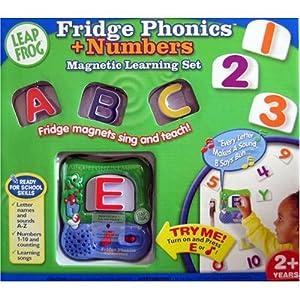 amazoncom leapfrog fridge phonics magnetic letters with With leapfrog fridge phonics letters and numbers
