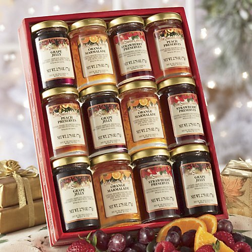 The Swiss Colony Fruit Spread Sampler