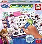 Educa 16256 - Conector Junior Frozen,...