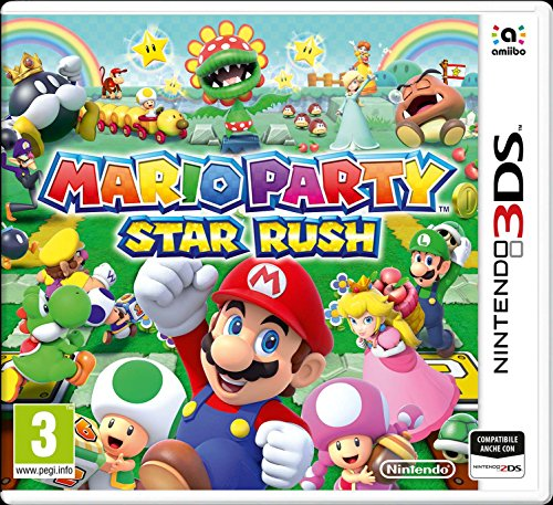 Mario Party: Star Rush - Nintendo 3DS