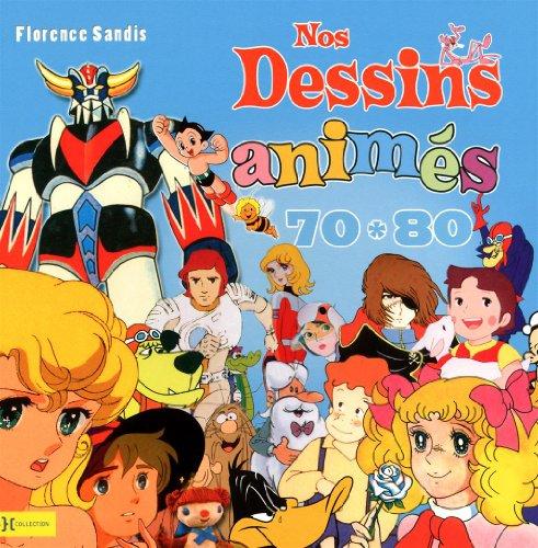 Nos dessins animés des années 70-80