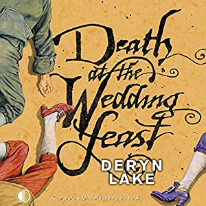 Death at the Wedding Feast Audiobook