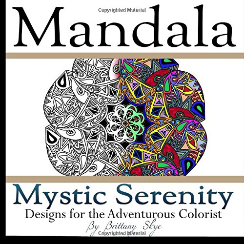 Mandala: Mystic Serenity