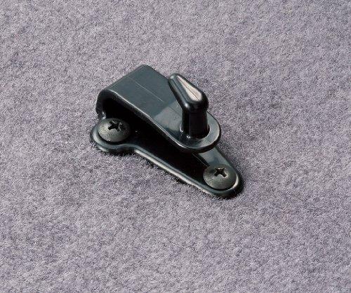 BONFORM ( ボンフォーム ) カーマット マットフック 丸穴用 ネジ式 6185-10BK