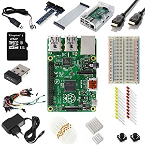 Beste Raspberry Pi Sets: Vilros Ultimate Starter Kit