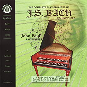 French Suite No. 5 in G Major, BWV 816: Sarabande