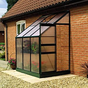 Gardman Lean-To Greenhouse Including Base by Gardman