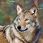 Wolves Wall Calendar (2016)