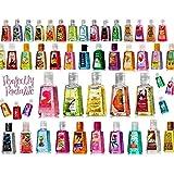 Bath & Body Works Pocketbac Grab Bag Bundle Set of (18) Anti-Bacterial Hand Gels & (1) Pocketbac Holders