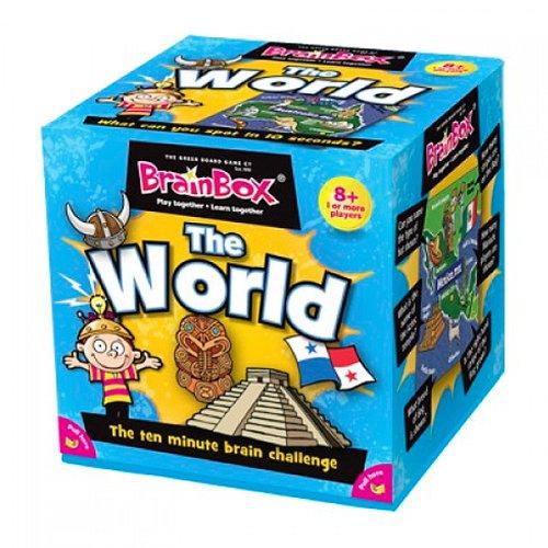 Brainbox All Around The World front-386730
