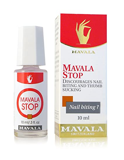 Mavala Stop - Helps Cure Nail Biting and