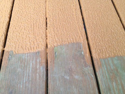Rust-Oleum Deck Restore Colors