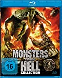 Monsters from Hell Collection (2 Disc) (Blu-ray)