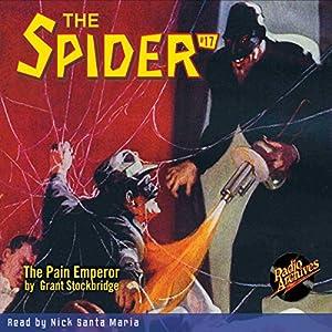 Spider #17 February 1935 Audiobook