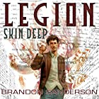 Free: Legion: Skin Deep (       UNABRIDGED) by Brandon Sanderson Narrated by Oliver Wyman