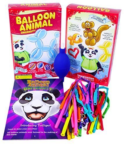 easy balloon animal instructions