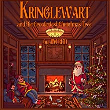 Kringlewart and the Crookedest Christmas Tree: The Christmas Tree Elves, Book 2 Audiobook by Jim Reid Narrated by Jeff Loeb