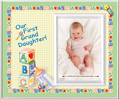 Our First Grandbaby! - Picture Frame Gift