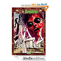 Der Totenacker - Band 4 (Dan Shockers Macabros)