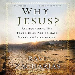 Why Jesus? Audiobook