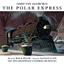 The Polar Express and Dr. Seuss's Gertrude  by Chris Van Allsburg, Theodor Seuss Geisel, Rob Kapilow Narrated by Nathan Gunn, Isabel Leonard, Olivia Lombardi