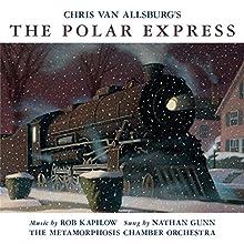 The Polar Express and Dr. Seuss's Gertrude  by Chris Van Allsburg, Theodor Seuss Geisel, Rob Kapilow Narrated by Nathan Gunn, Isabel Leonard, Olivia Lombardi