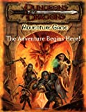 img - for Dungeons & Dragons Adventure Game: The Adventure Begins Here! book / textbook / text book