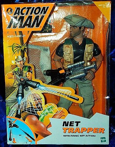Picture of Hasbro Action Man Net Trapper 12
