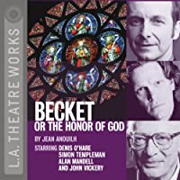 Becket or the Honor of God audio book