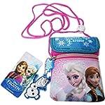 Disney Frozen Anna Elsa Girls Pink Sh...
