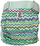 Gdiapers Gpants, Gamma Stripe, Large