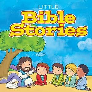 Little Bible Stories Audiobook
