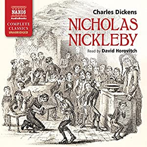 Nicholas Nickleby Audiobook
