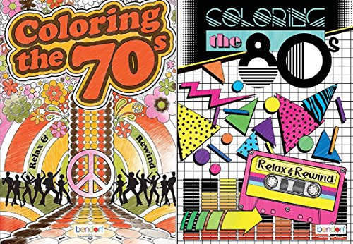 Coloring-Books-for-adults-70s-and-80s-Decades