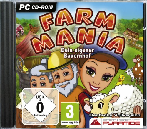 Farm Mania, Software Pyramide