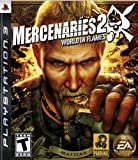 ELECTRONIC ARTS MERCENARIES 2: WORLD IN FLAMES PS3 EAI03805820