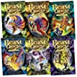 Beast Quest Series 8 - 6 Book Set RRP �29.94: Kronus the Clawed Menace; Balisk the Water Snake; Koron, Jaws of Death; Torno the Hurricane Dragon; Hecton the Body Snatcher & Bloodboar the Buried Doom (The Pirate King)