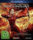 Die Tribute von Panem - Mockingjay 2 - Fan Edition [Blu-ray] - Mit Jennifer Lawrence, Sam Claflin, Josh Hutcherson, Liam Hemsworth, Philip Seymour Hoffmann