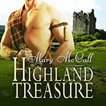 Highland Treasure (       UNABRIDGED) by Mary McCall Narrated by Becky Parker