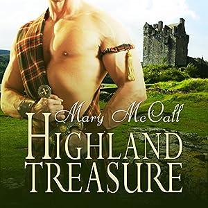 Highland Treasure Audiobook
