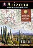 Arizona Road and Recreation Atlas (Benchmark Maps)