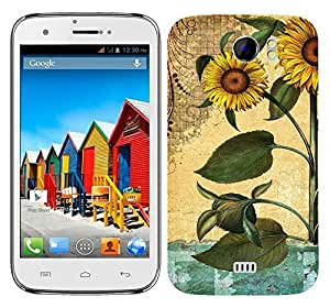 WOW Printed Designer Mobile Case Back Cover For Micromax Canvas 2 Plus A110Q
