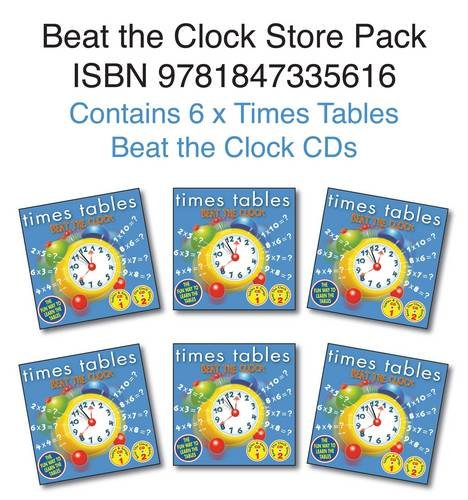 Times Tables Beat the Clock Store Pack
