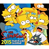 The Simpsons 2015 Daily Boxed Calendar